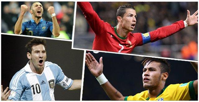 巴西,我们来了!2014世界杯32强全部诞生