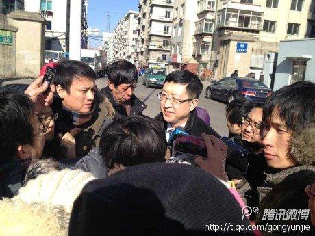 陆俊律师:他还要服刑三年 10天内定是否上诉