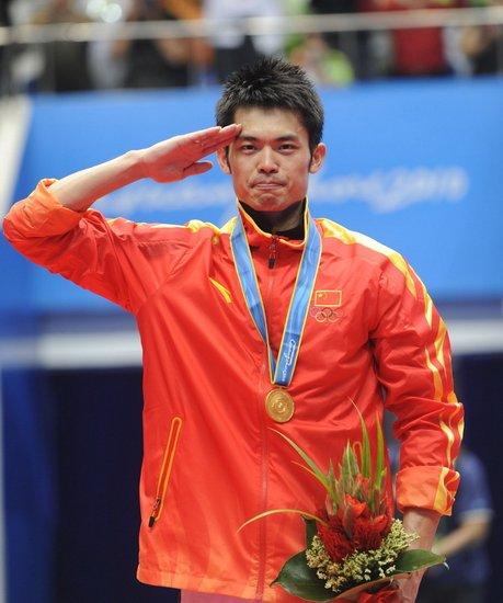 林丹领衔羽球获五金超上届 两单项成奥运短板