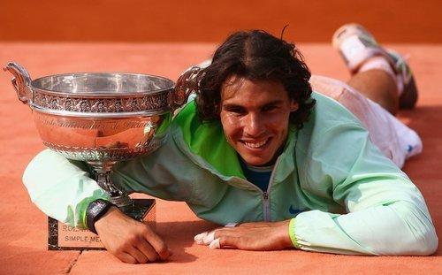 调查:您怎么看纳达尔第五次夺得法网冠军?