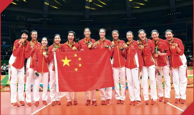 """中国女排为祖国自豪 用成绩表达""""厉害了我的国"""""""