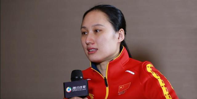 专访张虹:不服日本夺冠 下次凭实力上领奖台