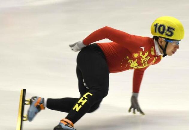 短道世界杯中国男女接力晋级 韩天宇1000出局