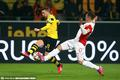 德甲-多特0-1憾负10人奥格斯堡 排名依旧垫底