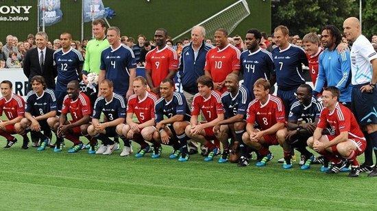 决赛垫场赛拜仁明星约战世界 齐格勒将PK济科
