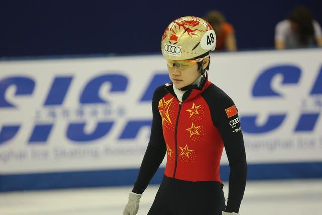 短道世界杯周洋无缘决赛 1500米韩国夺双冠