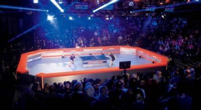 砂板乒乓球世锦赛开赛 4名中国选手顺利晋级