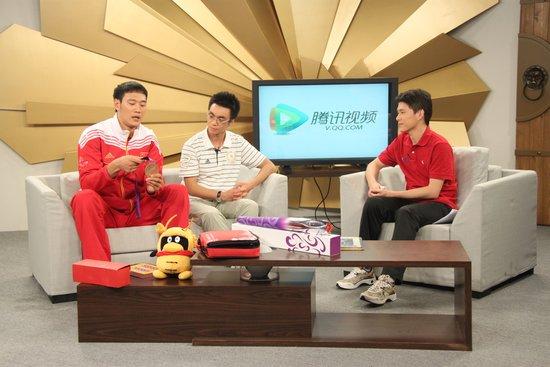 刘哮波:《老男孩》激励前行 利兹备战很幸福