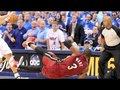 视频:总决赛第四场幻灯片 纵观群雄血拼瞬间