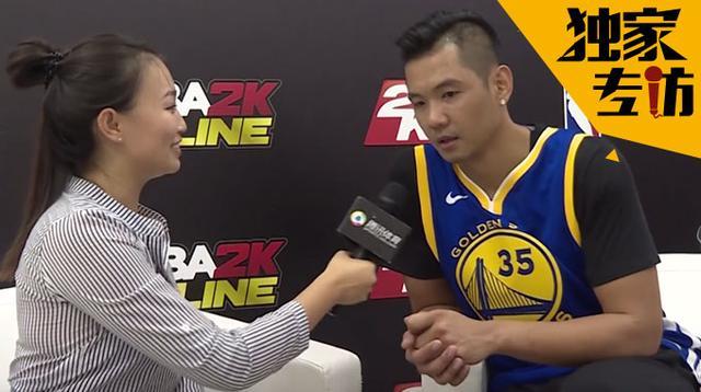 专访陈建州:借中国赛带动竞争 渴望华人队打NBA