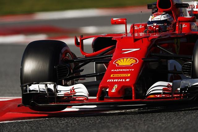 F1季前测试启示录:法拉利真实速度仍待检验