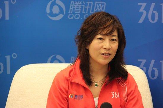 实录:王丽萍做客 点评中国4×100接力夺金牌