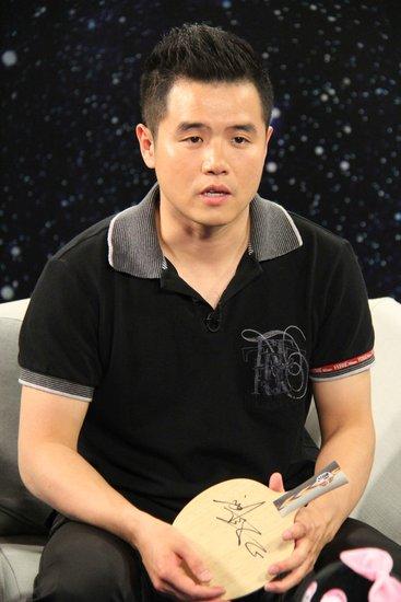 专访刘国正 看好王皓夺冠 马王 带来正能量
