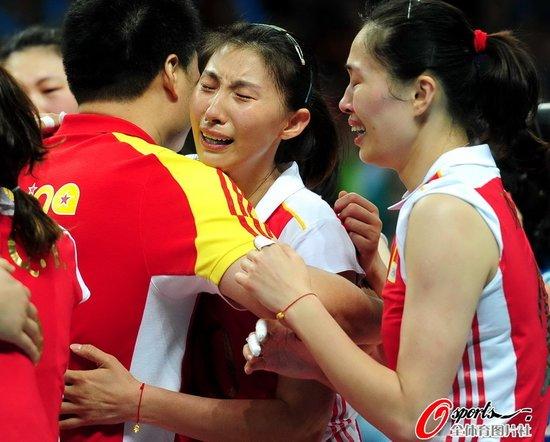 周苏红流泪:没想过会输 谢谢大家给我3连冠