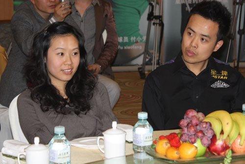 傅家俊正式宣布五月底结婚 愚人节微博竟成真