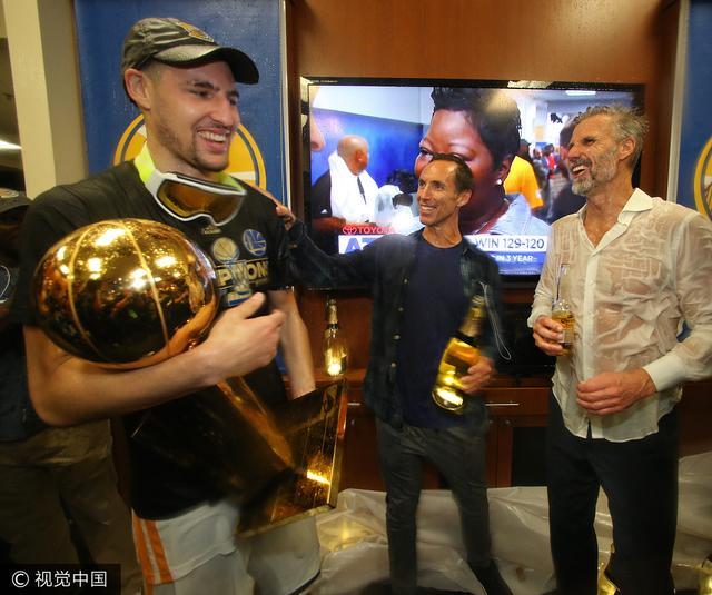 Steve Nash謝絕參加勇士冠軍戒指頒獎儀式:榮譽歸他們