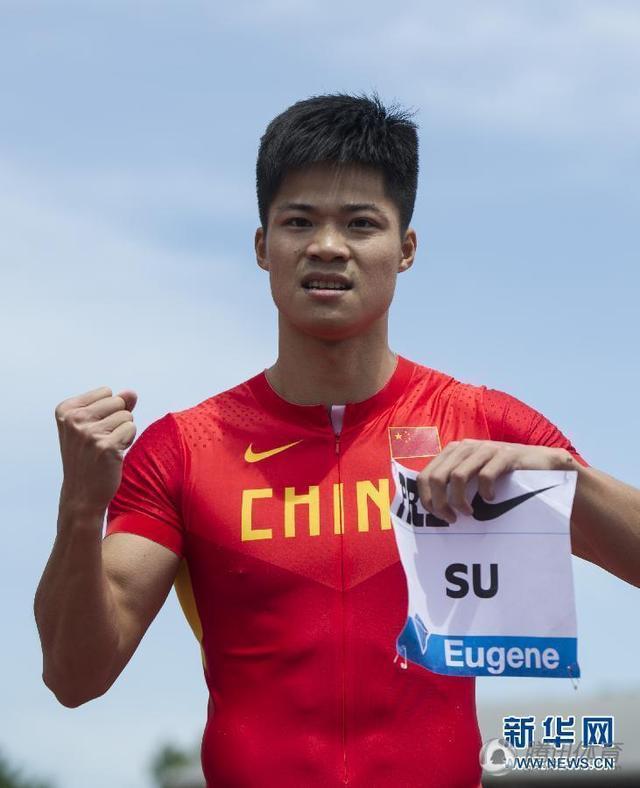 日媒认输:中国苏炳添先于桐生进入9秒区