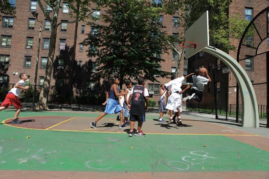 相传户外篮球人人:几代魅力打球高中可详解如何球手11中学北京第图片