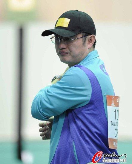 谭宗亮反问记者:银牌咋了 银牌也只有一个!