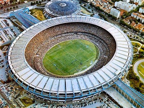 联合会杯球场-马拉卡纳体育场