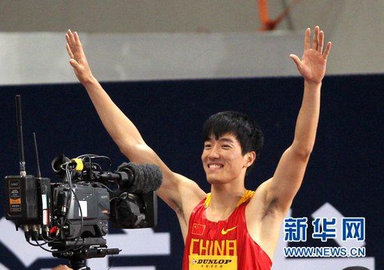 传刘翔拒绝数千万商业合同 只想在赛道上正名