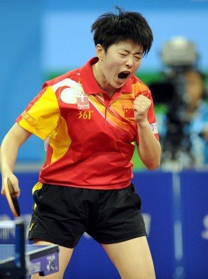 乒乓女团中国3-0新西兰开门红 饶静文贡献2分