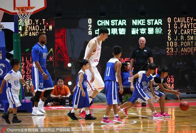 李楠:周琦或缺席世预赛 小丁赴美谈NBA合同