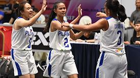 FIBA3X3U18亚洲杯次日 菲律宾亮眼表现成焦点