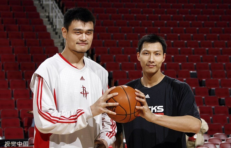 NBA中国德比回顾