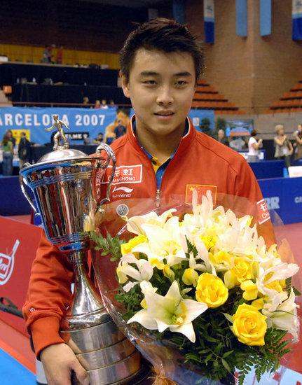 王皓减重16斤战奥运 直言两次决赛失利成动力