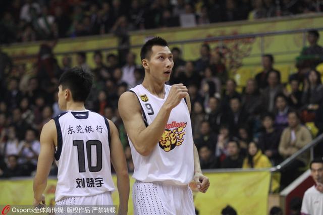 阿联新赛季宣言:广东整体实力加强 目标冠军