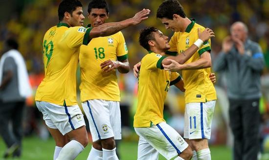 腾讯特评:崭新巴西面前 西班牙和日本没区别