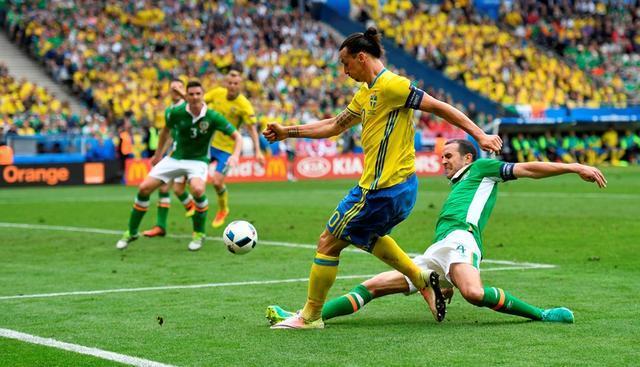 意大利VS瑞典前瞻:蓝衣军团盼晋级 伊布焦点