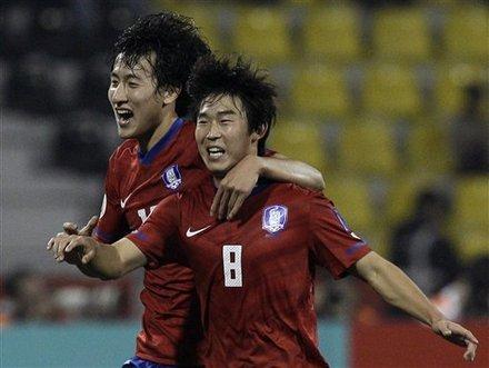 亚洲杯-韩国1-0伊朗将战日本 90后加时赛绝杀