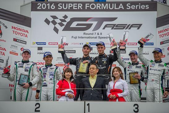 亚洲GT赛最后一战 利来国际助保时捷强势出击