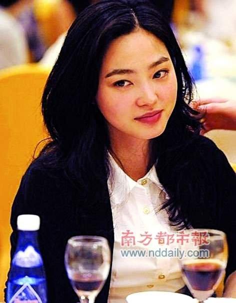 韩国五大美女依次亮相 竖