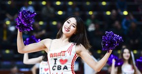 高清:篮球宝贝动感热舞 妩媚妖娆大秀好身材