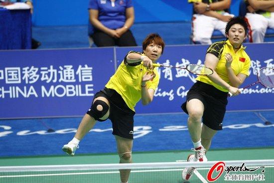 羽球女团-中国3-0完胜韩国进决赛 报尤杯之仇