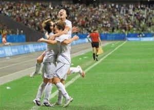 大运女足夺冠引人思潮 冠军不仅仅是一枚金牌