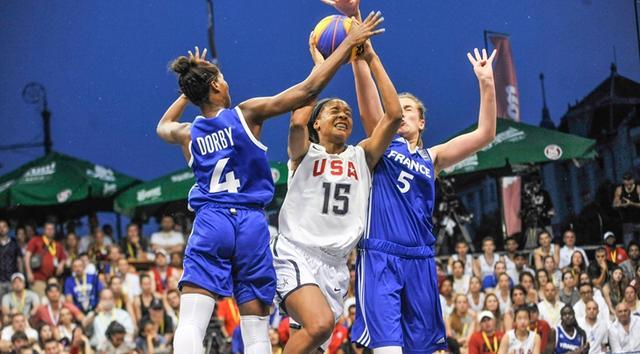 3X3U18最受期待10队:美国女篮超强阵容领衔