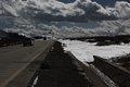 新蜂女子车队美景聚焦 离蓝天白云最近的地方