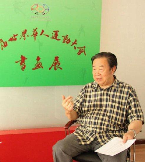 专访相声表演艺术家闫月明:愿把新作献华运