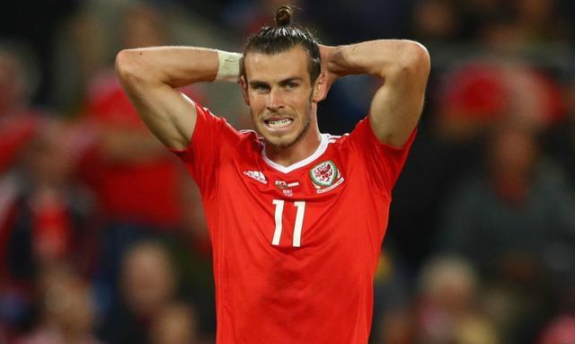 欧洲杯四强出局!贝尔世界杯梦碎 4年后他32岁