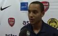 视频:专访阿森纳沃尔科特 迫不及待盼新赛季