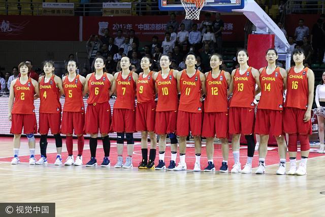 热身-女篮4人上双26分胜白俄罗斯 李月汝18+7