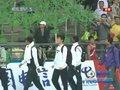 视频:男子110米栏即将开战 刘翔亮相赛场
