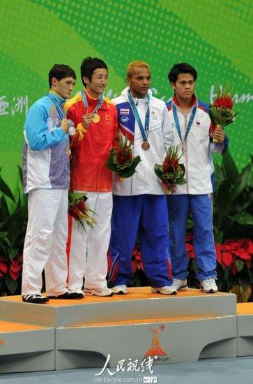为奥运会放弃职业拳击梦 邹市明剑指2012伦敦