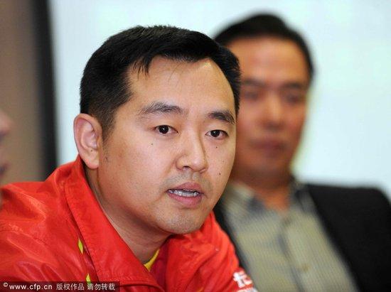 孔令辉正式接任女乒主教练 目标里约奥运两金