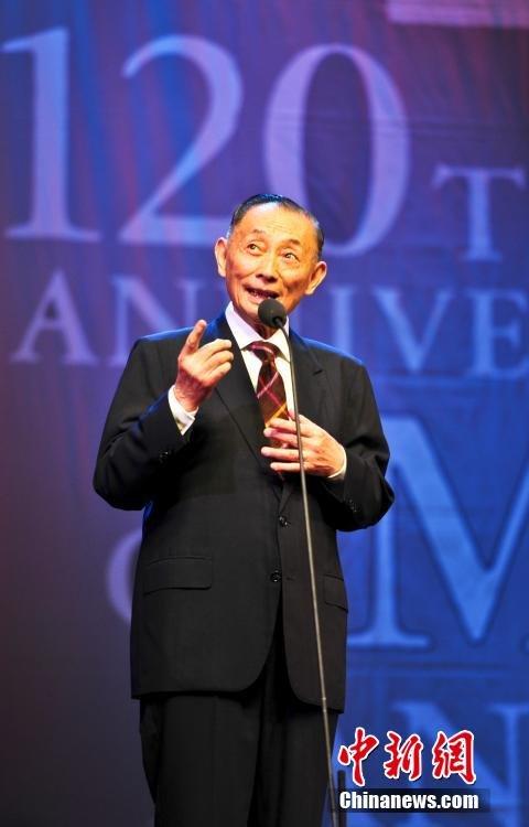 京剧大师梅葆玖去世 享年82岁