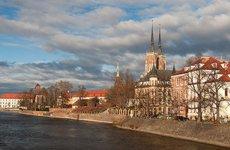 波兰旅游名城:弗罗茨瓦夫